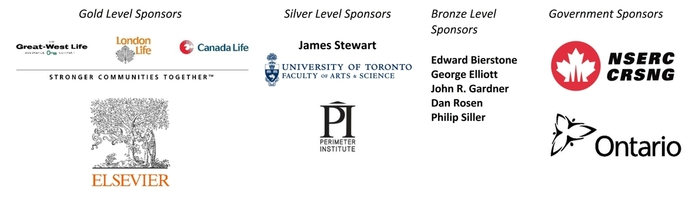2016 Fields Medal Symposium Sponsors